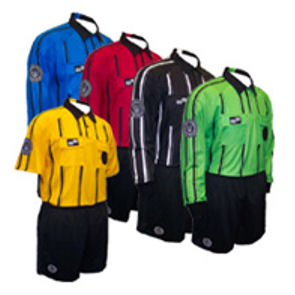 All members of a Referee crew must wear the same color and are encouraged  to make every effort to wear the same style. 7d07d9e86